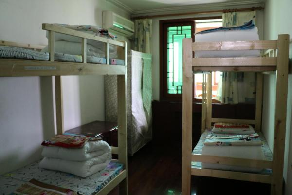 Mainland Chinese Citizen - Bed in 4-Bed Dormitory Room