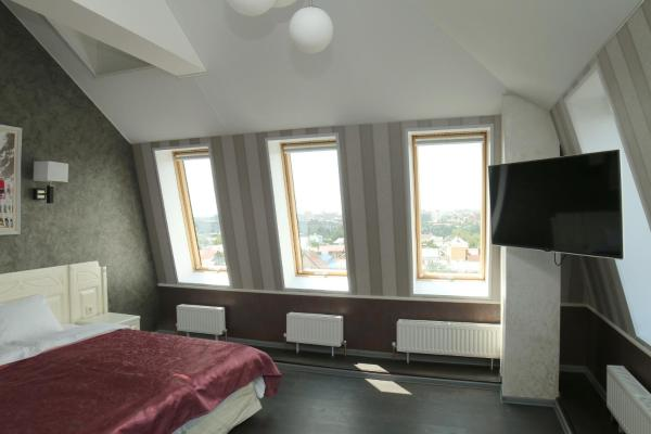Deluxe Double or Twin Room with City View  #401