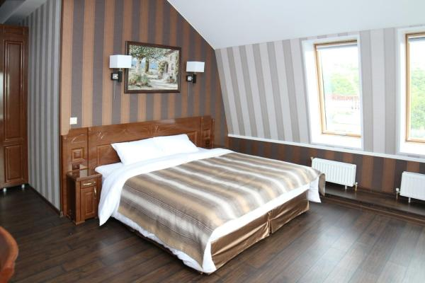 Deluxe Double or Twin Room with City View #403