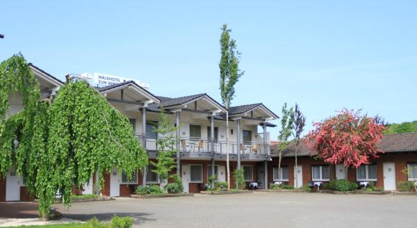 Hotel Pictures: Waldhotel zum Bergsee Damme, Damme