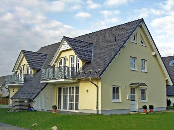 Hotelbilleder: Haus Granitzhof, Binz