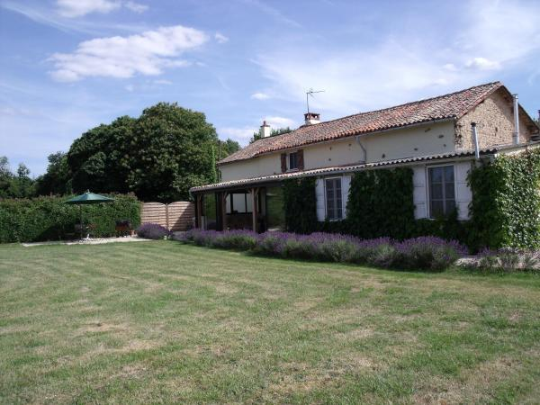 Hotel Pictures: Le Jardin de Rose, Romagne