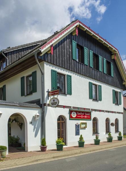 Hotel Pictures: Gasthof-Stadel, Schierke
