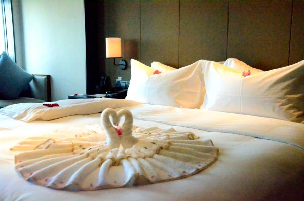 Super Deluxe Double Room with 2 Outdoor Hot Spring Tickets