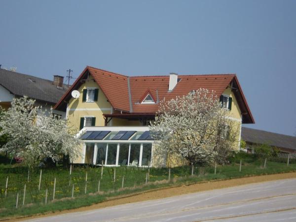 Φωτογραφίες: Gästehaus Haagen, Sebersdorf