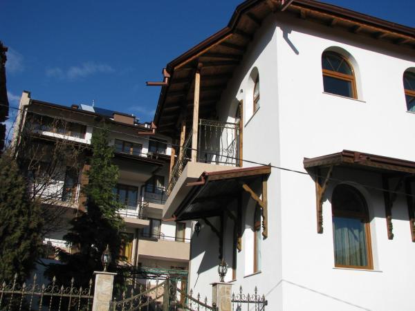 Fotografie hotelů: Centaur Hotel, Rila