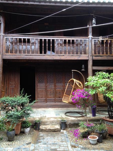 Hotel Pictures: Shaxi Shahou Guyu, Jianchuan
