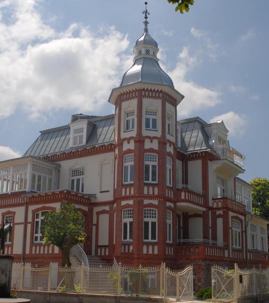 Fotos de l'hotel: Villa Stella Maris, Międzyzdroje