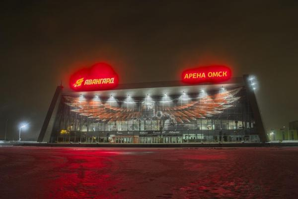 Hotel Pictures: Arena Omsk Apartments, Omsk