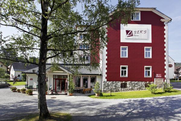 Zdjęcia hotelu: Pension Zuser, Mitterbach