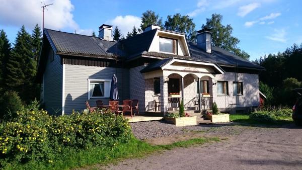 Hotel Pictures: Metsäniityn Tuvat, Billnäs
