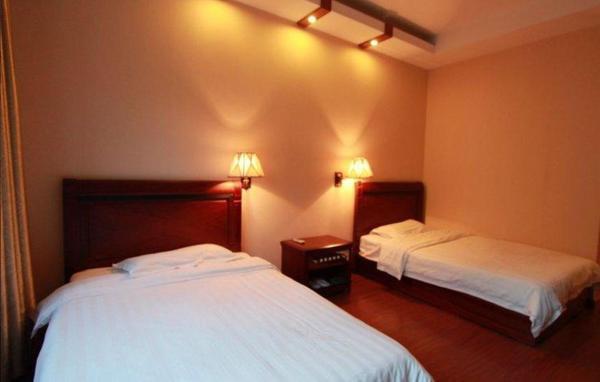 Mainland Chinese Citizens -  Deluxe Twin Room