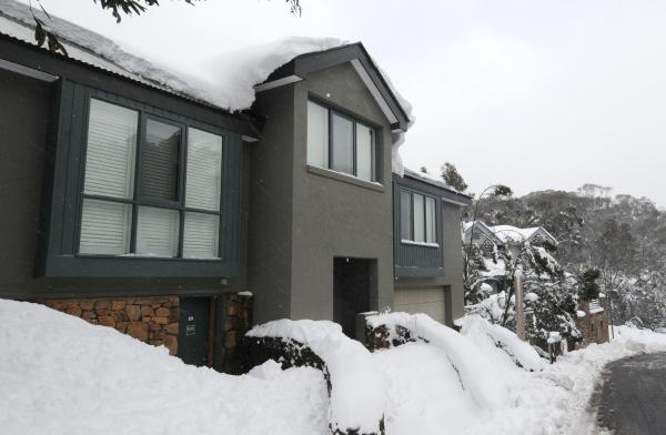 Hotellikuvia: Wintergreen 5, Thredbo