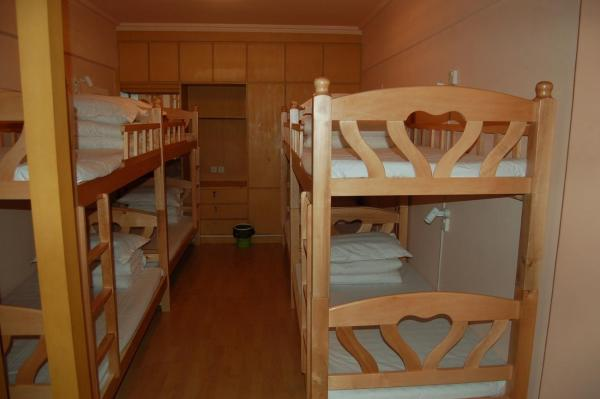 Mainland Chinese Citizens -  Bed in 4-Bed Female Dormitory Room