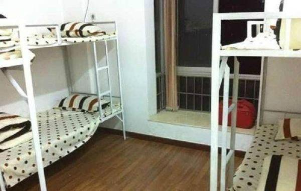 Mainland Chinese Citizens - Bed in Male Dormitory Room