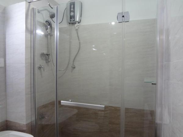 Deluxe Double room with A/C & Balcony