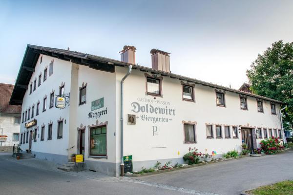 Hotelbilleder: Herberge Doldewirt, Bernbeuren