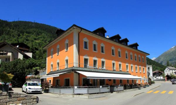 Hotel Pictures: Des Alpes, Fiesch