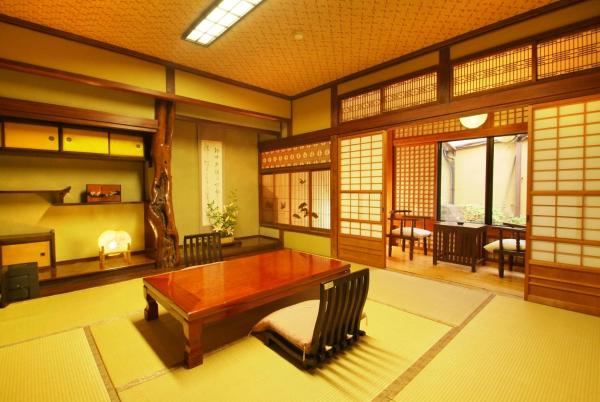 Japanese-Style Budget Room with Shared Bathroom