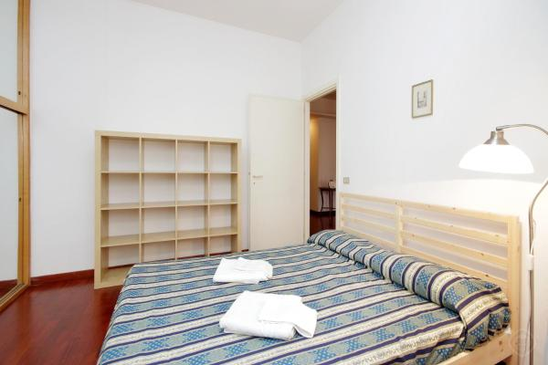 Two-Bedroom Apartment Trilussa House