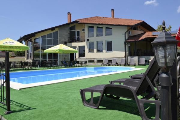 酒店图片: Hotel Spa Paradise, Elin Pelin