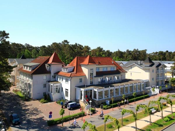 Hotelbilleder: Strandhotel Baabe, Baabe