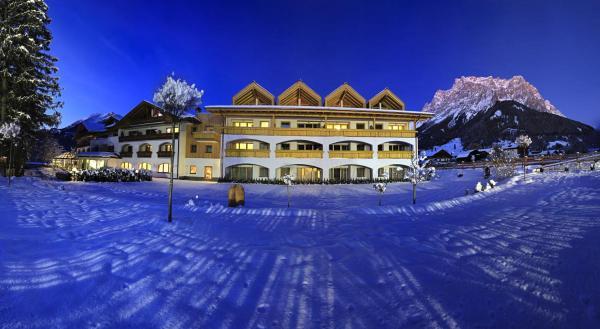 Fotos de l'hotel: Hotel Alpen Residence, Ehrwald
