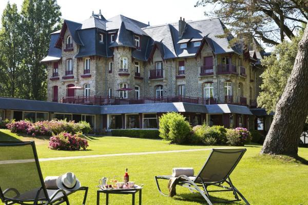 Hotel Pictures: Le Castel Marie Louise, La Baule