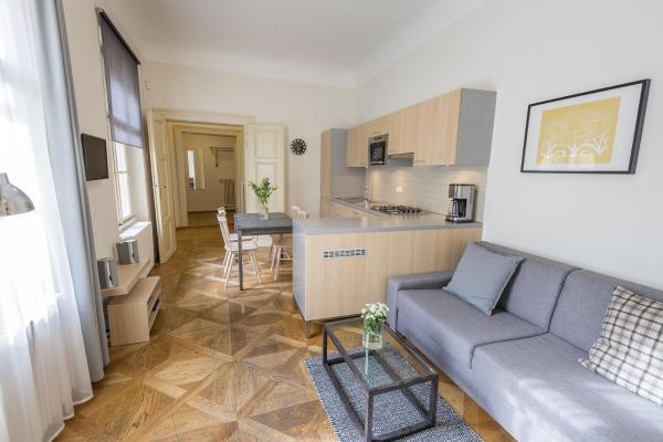Two-Bedroom Apartment Junior