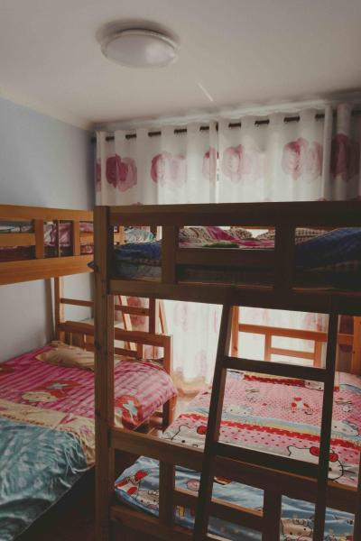 Mainland Chinese Citizens-Bed in 4-Bed Female Dormitory Room