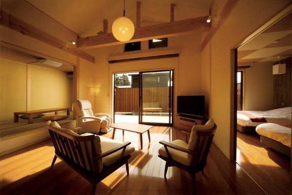 Japanese-Style House Annex - Sasa