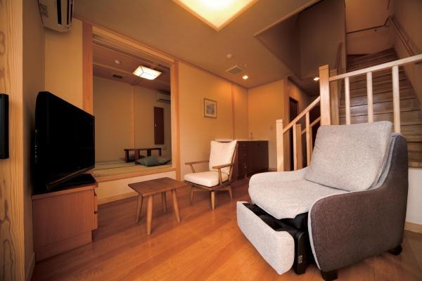 Japanese-Style House Annex - Kaze & Mizu