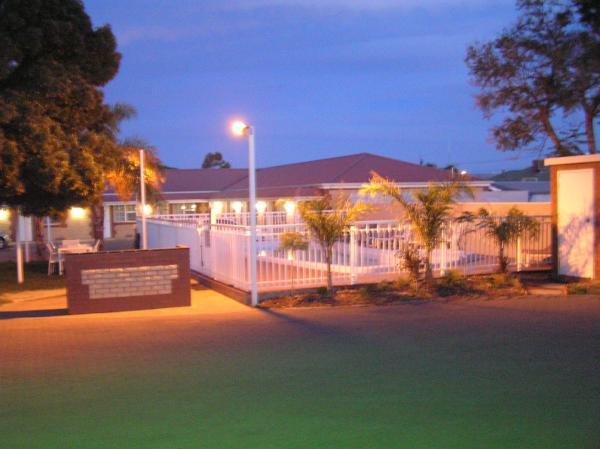 Foto Hotel: Charles Rasp Motor Inn & Cottages, Broken Hill