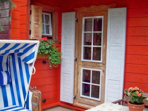 Hotelbilleder: Gemütliches Holzhaus bei Rerik, Russow