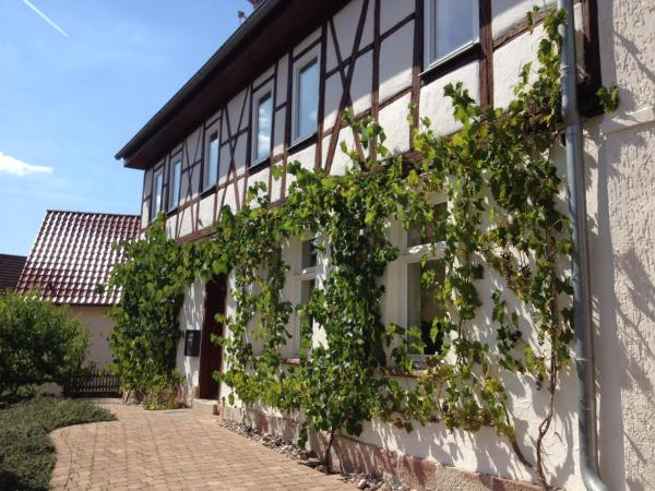 Hotel Pictures: Ferienhaus Borntal, Breitungen