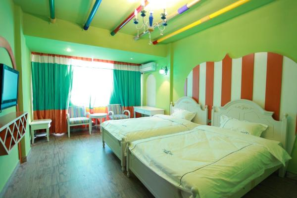 Double or Twin Room Qingsong