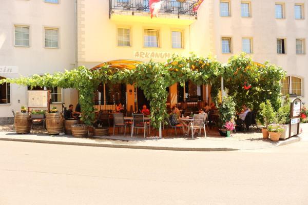 Hotel Pictures: Hotel Arkanum, Salgesch
