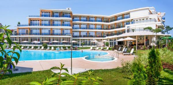 Hotellikuvia: Hotel Miramar - Half Board, Sozopol