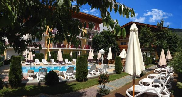 Fotografie hotelů: Hotel Victoria, Maishofen
