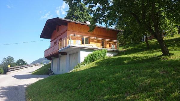 ホテル写真: Hütte Alpenblick, Stummerberg