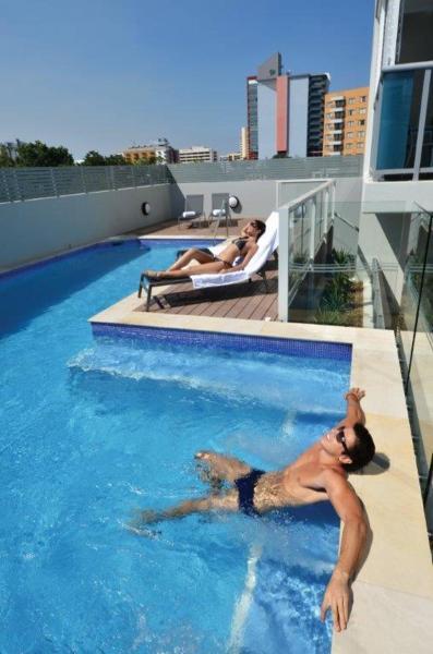 酒店图片: C2 Esplanade Service Apartments, 达尔文