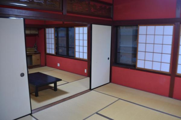 Single Futon in Japanese-Style Female Dormitory Room