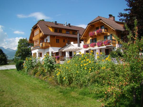 Hotelbilleder: Panoramagasthof Steiner, Mariapfarr