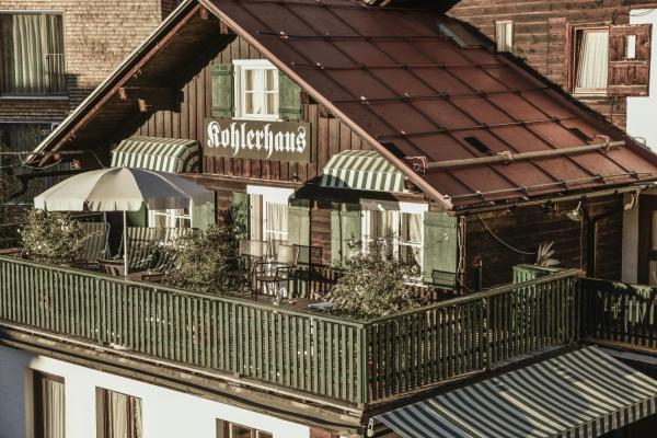 ホテル写真: Almhütte & Skihütte Kohlerhaus, シュトゥーベン
