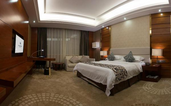 Business Double Room with Bath tub