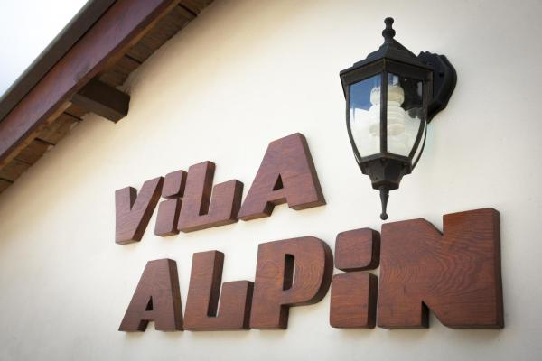 酒店图片: Villa Alpin, 贝利伊斯库尔
