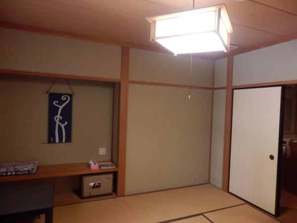Japanese-Style Family Room with Shared Toilet