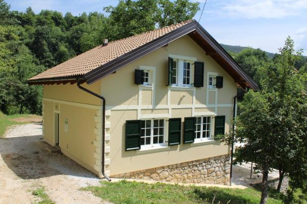 Hotellikuvia: Holiday Home Lumina, Doljani