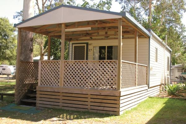 Hotellikuvia: Smugglers Cove Holiday Village, Forster