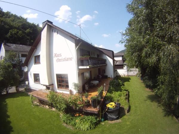Hotel Pictures: Mosel-Pension Gästehaus Christiane, Brodenbach, Brodenbach